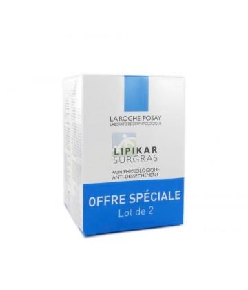 La Roche-Posay Lipikar Pain Surgras 2 x 150 g