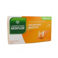 Mediflor Infusion n° 5 Inconfort Digestif Sachets x 24