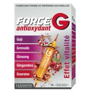 Nutrisanté Force G Antioxydant Vitalité x 20