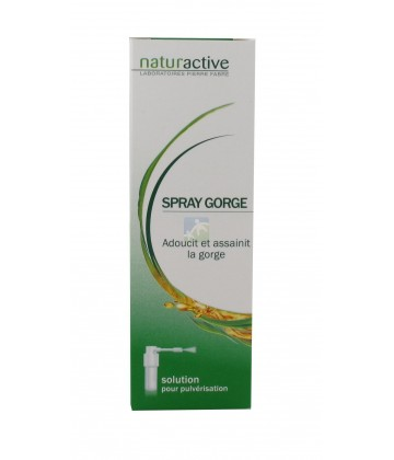 Naturactive Spray Gorge 20 ml