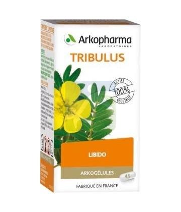 ARKOGELULES - Tribulus - Libido - 45 gélules