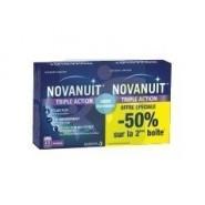NovaNuit Sommeil Triple Action 2 x 30