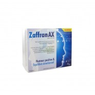 Zaffran AX Humeur Positive & Equilibre Emotionnel x 90