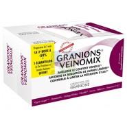 Granions Veinomix Confort et Légèreté des Jambes x 60 x 2