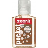 Assanis Pocket Gel antibactérien Parfum Cola 20 ml
