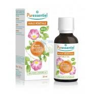 Puressentiel Rose Musquée BIO Huile Végétale 30 ml