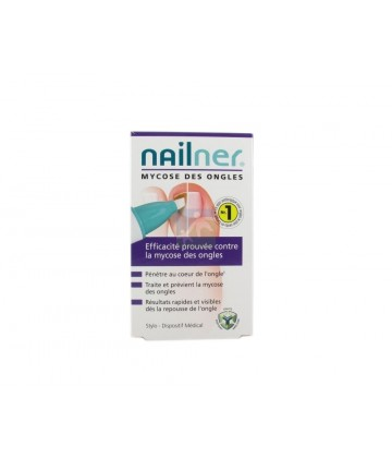 Nailner Mycose des Ongles Stylo 4 ml