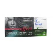 Forcapil Hair Activ Programme Intensif 3 Mois 3 x 30