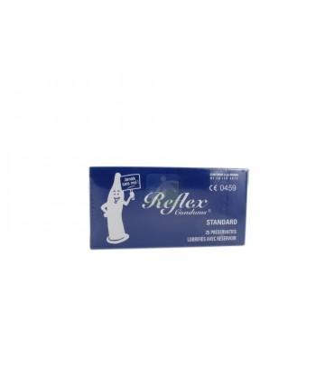Préservatifs Reflex Condoms Standard x 25