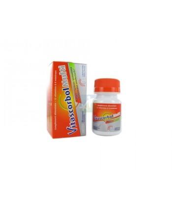 Vitascorbol Multi 12 Vitamines & 8 Minéraux x 30