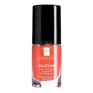 La Roche-Posay Silicium Vernis à Ongles Fortifiant 22 Rouge Coquelicot 6 ml