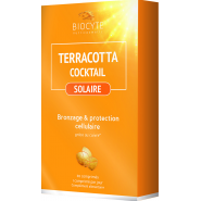 Biocyte Terracotta Cocktail Bronzage & Protection Cellulaire x 30