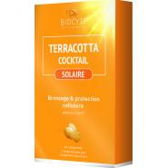 Biocyte Terracotta Cocktail Bronzage & Protection Cellulaire x 30