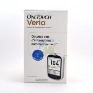 OneTouch Verio Kit de Surveillance de la Glycémie