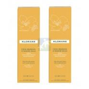 Klorane Crème Dépilatoire Amande Douce 2 x 150 ml