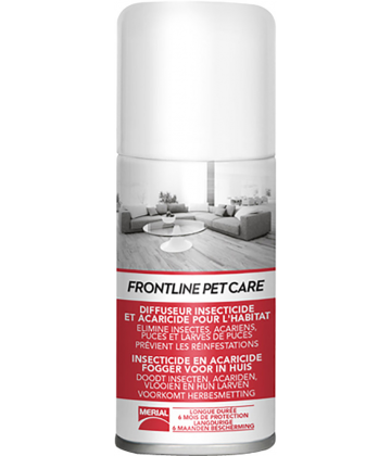 Frontline Pet Care Diffuseur Insecticide et Acaricide 150 ml
