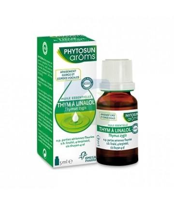 Phytosun Aroms Huile Essentielle Thym à Linalol 5 ml