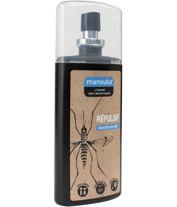 Manouka Baby Spray Moustiquaire 75 ml
