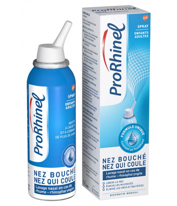 ProRhinel Spray Nasal Enfant-Adulte 100 ml