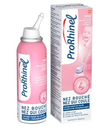 ProRhinel Spray Nasal Nourrissons-Jeunes Enfants 100 ml