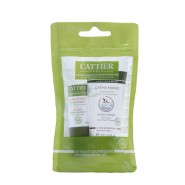 Cattier Kit Hiver Nourrissant - Crème Mains 30 ml + Stick Lèvres 4 g