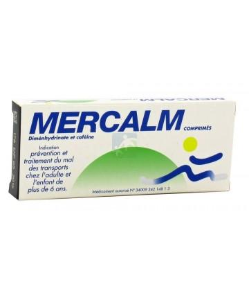 Mercalm x 15