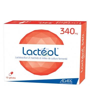 Lactéol 340 mg gélules x 10