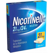 Nicotinell TTS 21 mg/24h x 7