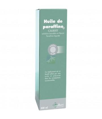 Huile de Paraffine Gilbert 500 ml