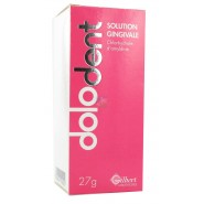 Dolodent Solution Gingivale 27 g