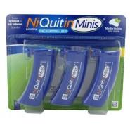 NiQuitinMini 4 mg Menthe Sans Sucre x 60