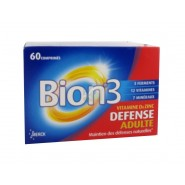Bion 3 Défense Adultes x 60
