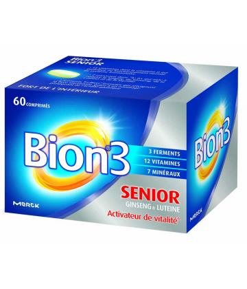 Bion 3 Défense Seniors x 60