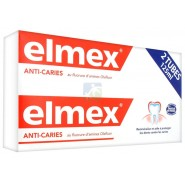 Elmex Anti-caries Dentifrice 2 x 75 ml