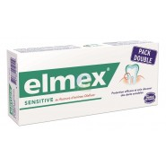 Elmex Sensitive Dentifrice 2 x 75 ml