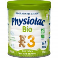 Physiolac Bio Croissance 3 800 g