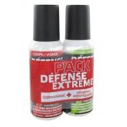 Manouka Pack Défense Extrême 2 x 75 ml