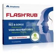 Flash' Rub Comprimés x 15
