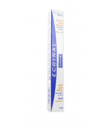 Ecrinal Crayon Bleu Waterproof