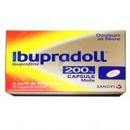 Ibupradoll 200 mg Capsules x 24