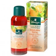 Kneipp Huile de bain Tilleul et Fleur d'Oranger 100 ml