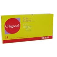Oligosol Zinc-Cuivre x 14