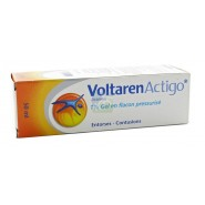 Voltarenactigo Gel 1% Flacon Pressurisé 50 ml