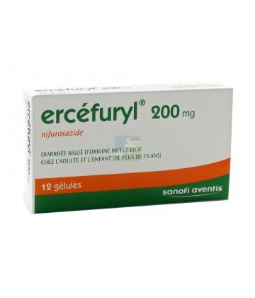 Ercéfuryl 200 mg x 12