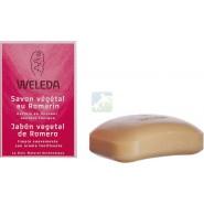 Weleda Savon Végétal au Romarin 100 g