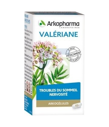 Arkogélules Valériane x 45