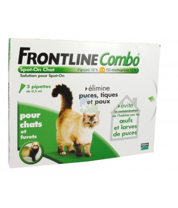 Frontline Combo Chat x 3
