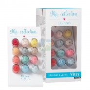 Vitry Coffret  Vernis Ma Collection x 12