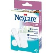 3M Nexcare Soft Pansements x 40