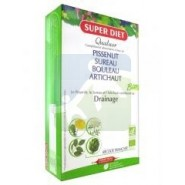Super Diet Quatuor Bio Drainage x 20 + 10 OFFERTES